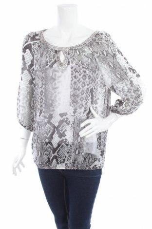 Дамска блуза Anne L., Размер M, Цвят Сив, Цена 6,82лв.