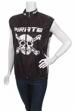 Дамски елек Pirate, Размер L, Цвят Черен, Полиестер, Цена 23,75лв.