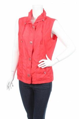 Дамски поларен елек Gerry Weber, Размер M, Цвят Червен, Цена 14,00лв.