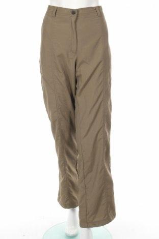Дамски спортен панталон Brax, Размер XL, Цвят Бежов, Полиамид, Цена 39,10лв.