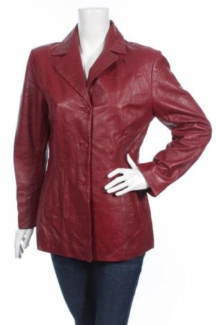 Дамско кожено сако Windsor