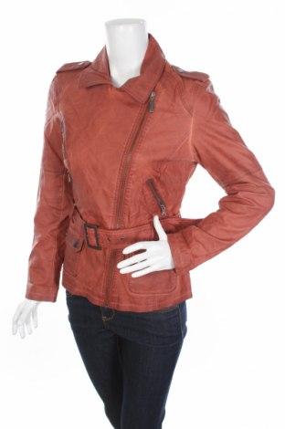 Дамско кожено яке Yest Fashion