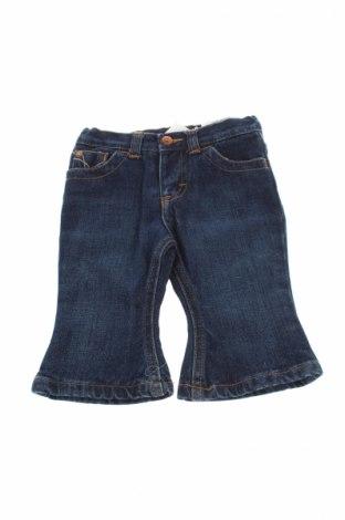 Παιδικά τζίν Wrangler, Μέγεθος 6-9m/ 68-74 εκ., Χρώμα Μπλέ, Βαμβάκι, Τιμή 4,90€