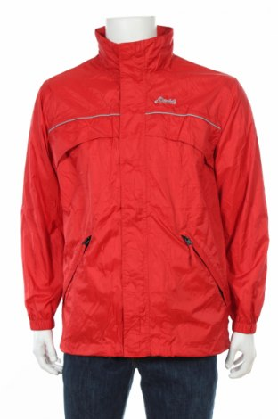 Мъжко спортно яке Sherpa, Размер S, Цвят Червен, 100% полиамид, Цена 68,00лв.