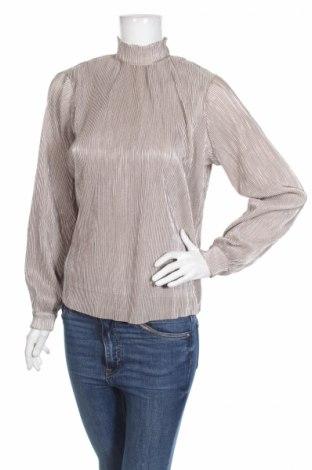 Дамска блуза Minimum, Размер XS, Цвят Бежов, Полиестер, Цена 17,25лв.