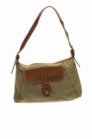 Dámská kabelka , Barva Zelená, Textile , Eko kůže, Cena  200,00Kč