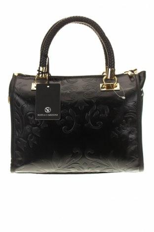 Dámska kabelka  Sofia Cardoni, Farba Čierna, Eko koža , Cena  62,74€