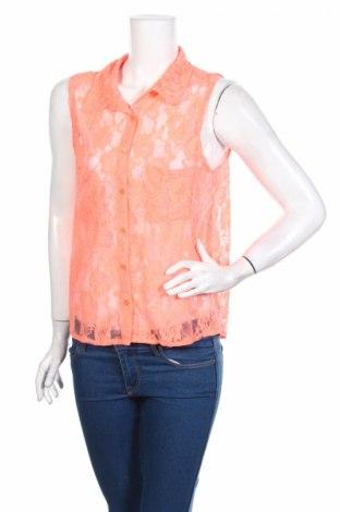 Γυναικείο πουκάμισο Blind Date, Μέγεθος L, Χρώμα Ρόζ , Τιμή 3,67€