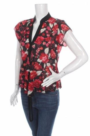 Γυναικείο πουκάμισο Canda, Μέγεθος M, Χρώμα Πολύχρωμο, 100% πολυεστέρας, Τιμή 4,08€