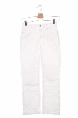 Dámské džíny  Jdy, Rozměr XS, Barva Bílá, 98% bavlna, 2% elastan, Cena  308,00Kč