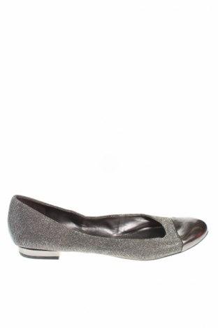 Γυναικεία παπούτσια Naturalizer, Μέγεθος 39, Χρώμα Γκρί, Δερματίνη, μεταλλικά νήματα, Τιμή 7,05€