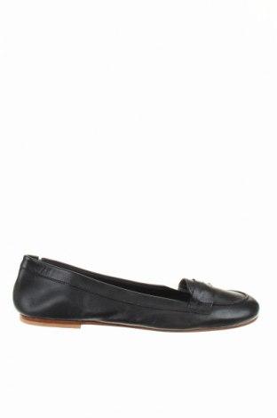 Γυναικεία παπούτσια Vero Cuoio, Μέγεθος 39, Χρώμα Μαύρο, Γνήσιο δέρμα, Τιμή 15,31€