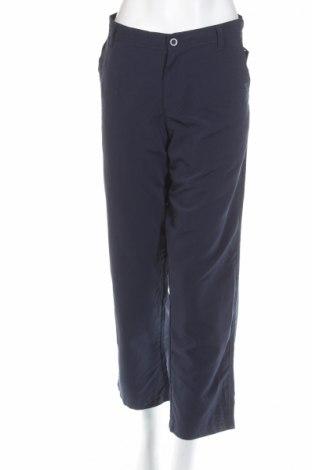 Дамски панталон Chaps, Размер L, Цвят Син, Полиестер, Цена 4,20лв.