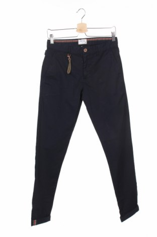 Мъжки панталон Devred 1902, Размер S, Цвят Син, Памук, Цена 20,47лв.