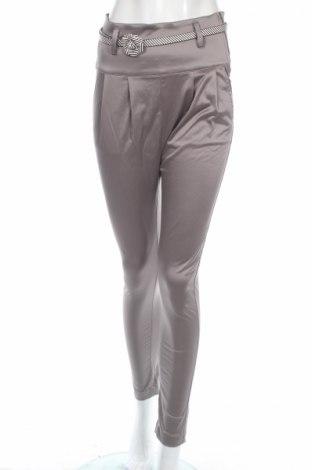 Дамски панталон Killah, Размер XS, Цвят Сив, 52% полиестер, 45% памук, 3% еластан, Цена 84,24лв.