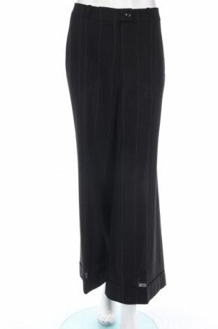 Γυναικείο παντελόνι Laurel, Μέγεθος L, Χρώμα Μαύρο, Μαλλί, Τιμή 7,24€
