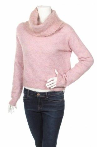 Dámský svetr Acne Studios, Rozměr M, Barva Růžová, 32% mohair , 32% vlna, 31% polyamide, 5% elastan, Cena  2122,00Kč
