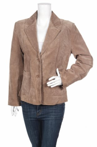 Дамско кожено сако Vroom & Dreesmann