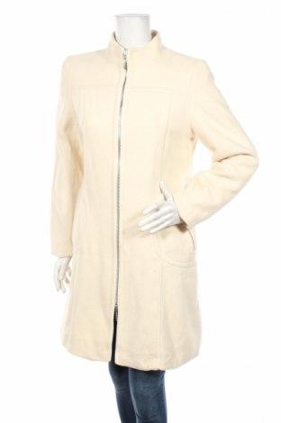 Дамско палто Apanage, Размер M, Цвят Екрю, 80% вълна, 20% полиамид, Цена 106,48лв.