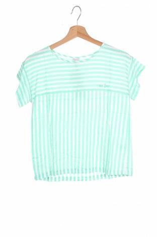 Детска блуза Litlle Karl Marc John, Размер 12-13y/ 158-164 см, Цвят Зелен, Вискоза, Цена 10,20лв.