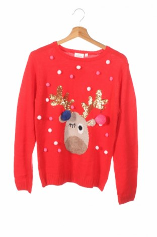Детски пуловер Design By Kappahl