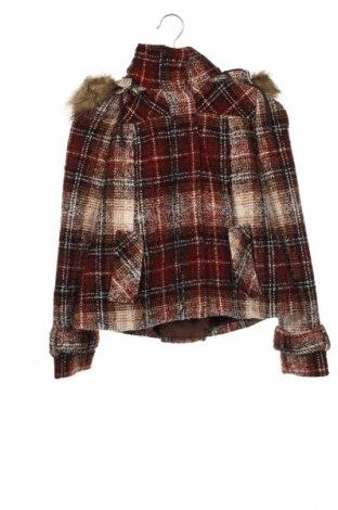 Детско палто Vero Moda, Размер 12-13y/ 158-164 см, Цвят Кафяв, Цена 41,50лв.