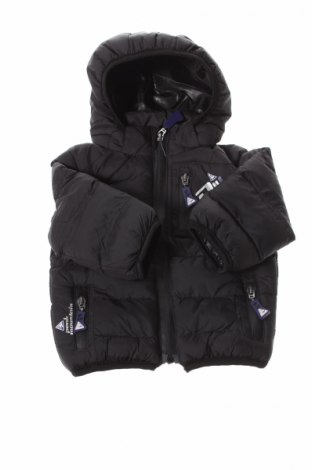 Детско яке Peak Mountain, Размер 9-12m/ 74-80 см, Цвят Черен, Полиестер, Цена 55,20лв.