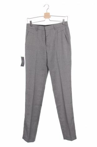Мъжки панталон Devred 1902, Размер XS, Цвят Сив, 79% полиестер, 21% вискоза, Цена 20,47лв.