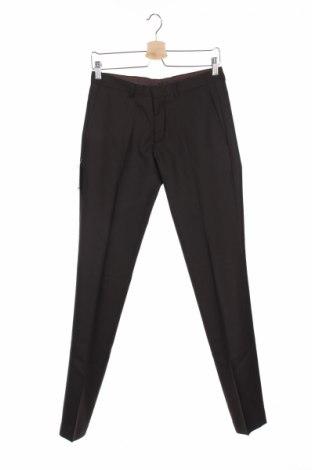 Мъжки панталон Devred 1902, Размер XS, Цвят Кафяв, Вълна, Цена 17,85лв.