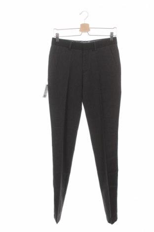 Мъжки панталон Devred 1902, Размер S, Цвят Сив, 77% полиестер, 21% вискоза, 2% еластан, Цена 20,47лв.