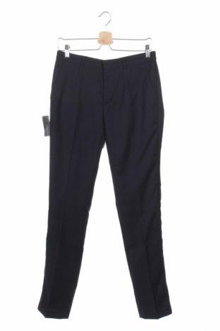 Мъжки панталон Devred 1902, Размер S, Цвят Син, 87% полиестер, 13% еластан, Цена 18,17лв.
