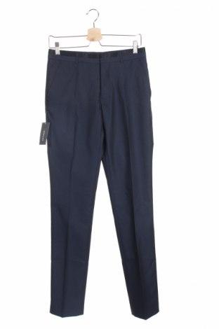 Мъжки панталон Devred 1902, Размер S, Цвят Син, 76% полиестер, 21% вискоза, 3% еластан, Цена 20,47лв.