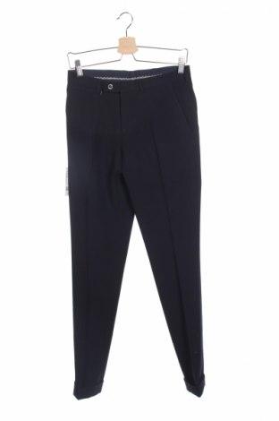 Мъжки панталон Devred 1902, Размер S, Цвят Син, 64% полиестер, 32% вискоза, 4% еластан, Цена 18,17лв.