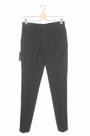 Мъжки панталон Devred 1902, Размер S, Цвят Сив, 68% полиестер, 29% вискоза, 2% еластан, Цена 18,17лв.