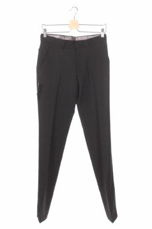 Мъжки панталон Devred 1902, Размер S, Цвят Черен, Вълна, Цена 22,77лв.