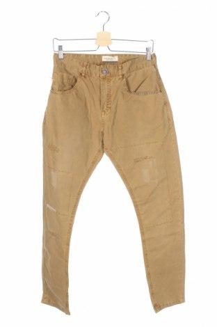 Мъжки панталон Devred 1902, Размер S, Цвят Бежов, Цена 18,17лв.