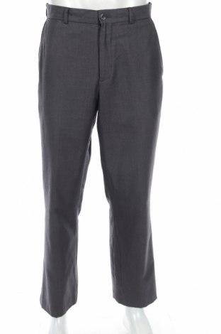 Ανδρικό παντελόνι Joseph Abboud, Μέγεθος M, Χρώμα Γκρί, Πολυεστέρας, Τιμή 2,60€