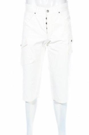 Мъжки панталон Stratt, Размер S, Цвят Бял, Цена 15,50лв.