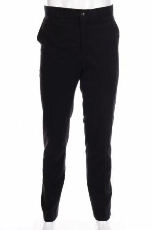 Мъжки панталон Suit, Размер L, Цвят Черен, 70% полиестер, 30% вискоза, Цена 104,25лв.