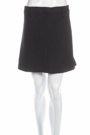 Φούστα Promod, Μέγεθος M, Χρώμα Μαύρο, 60% μαλλί, 40% πολυαμίδη, Τιμή 4,73€