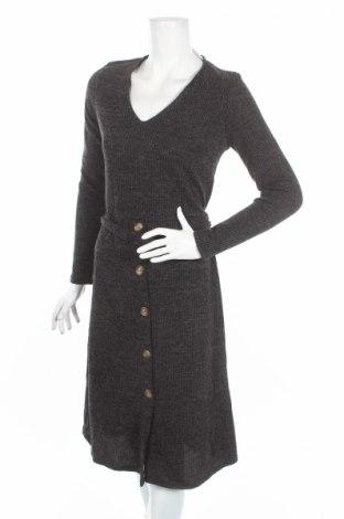 Φόρεμα Even&Odd, Μέγεθος L, Χρώμα Γκρί, 89% πολυεστέρας, 8% βισκόζη, 3% ελαστάνη, Τιμή 15,21€