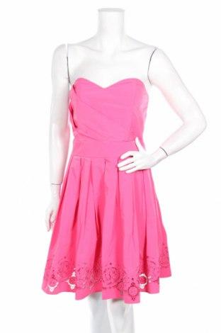 Рокля Sinequanone, Размер M, Цвят Розов, 60% полиестер, 40% памук, Цена 96,75лв.