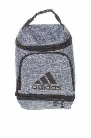 Τσάντα Adidas, Χρώμα Γκρί, Κλωστοϋφαντουργικά προϊόντα, Τιμή 22,73€