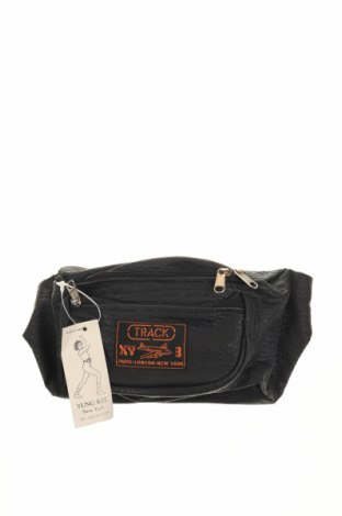 Чанта за кръст, Цвят Черен, Еко кожа, Цена 47,25лв.