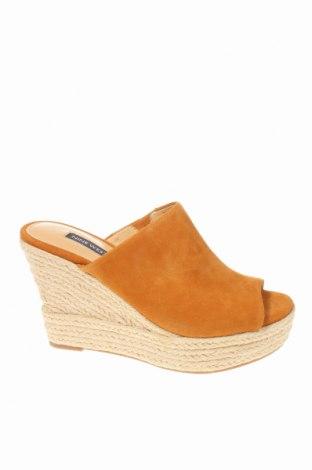 Pantofle Nine West, Velikost 36, Barva Hnědá, Textile , Cena  540,00Kč