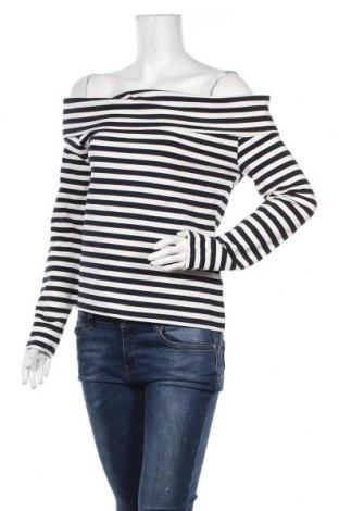 Γυναικεία μπλούζα Decjuba, Μέγεθος L, Χρώμα Λευκό, 68% βισκόζη, 27% πολυαμίδη, 5% ελαστάνη, Τιμή 4,42€