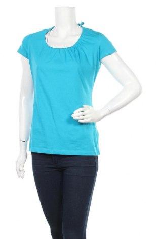 Дамска блуза Esprit, Размер XS, Цвят Син, Памук, Цена 25,12лв.