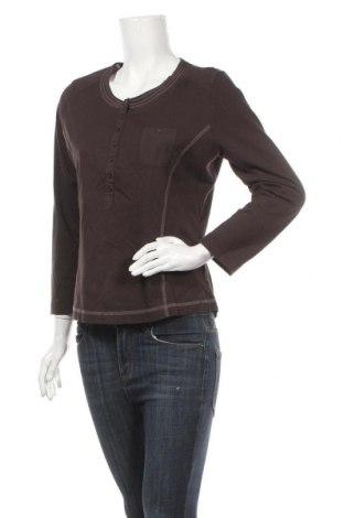 Γυναικεία μπλούζα Kenny S., Μέγεθος L, Χρώμα Καφέ, Τιμή 8,77€