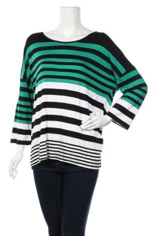 Γυναικεία μπλούζα Mark Adam, Μέγεθος XL, Χρώμα Πολύχρωμο, 95% βισκόζη, 5% ελαστάνη, Τιμή 10,52€