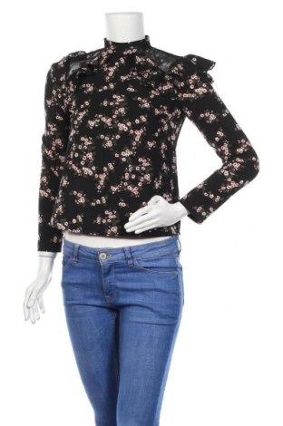 Дамска блуза Miss Selfridge, Размер XS, Цвят Черен, Цена 20,40лв.
